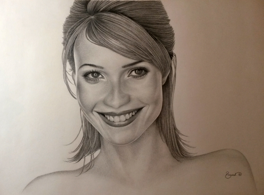 Gwyneth Paltrow by BudPog